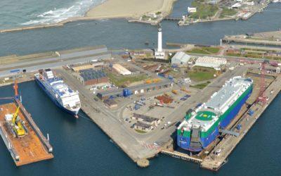 Réparation navale Dunkerque